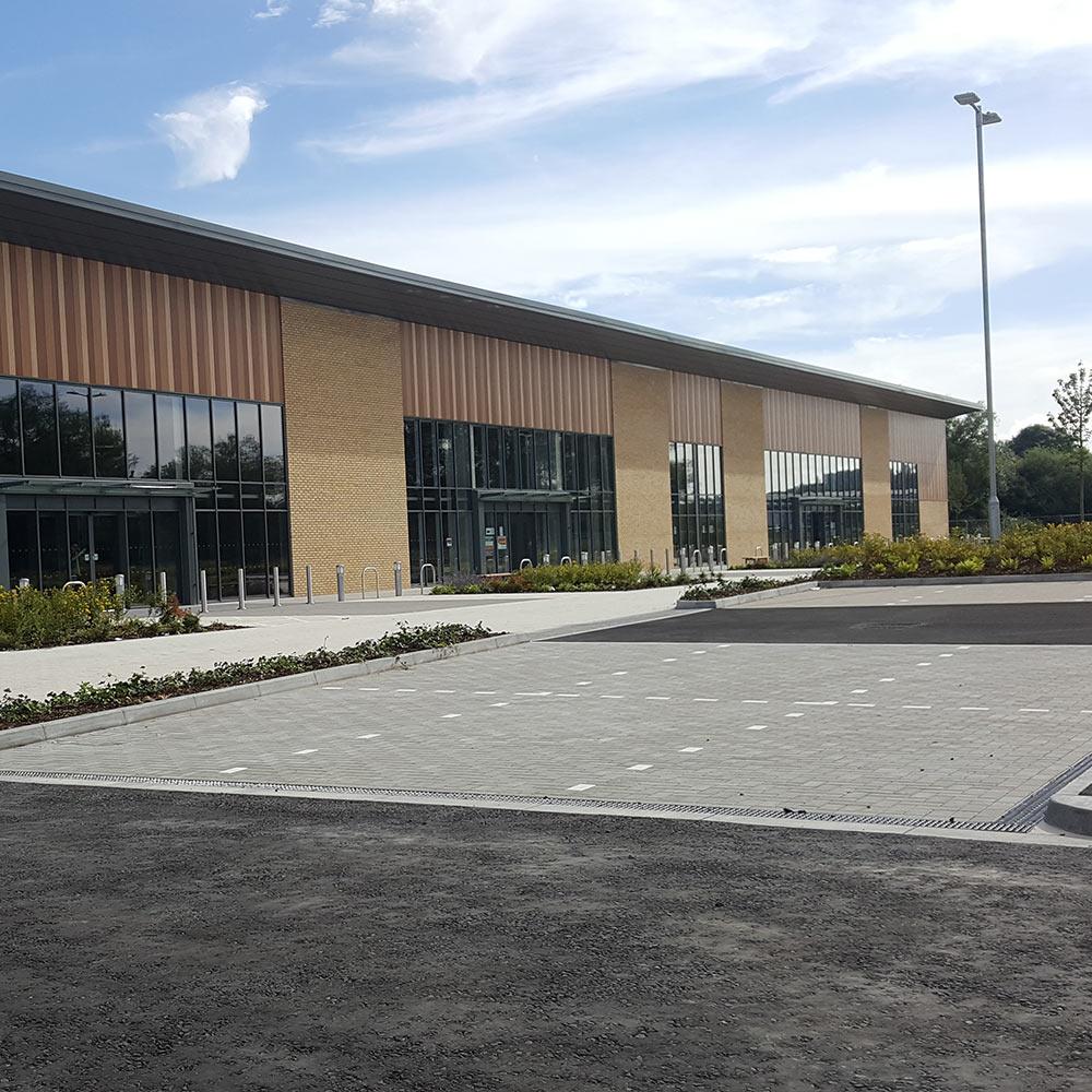 DFS Dolphin Retail Park - Salisbury - Project Value £15,000
