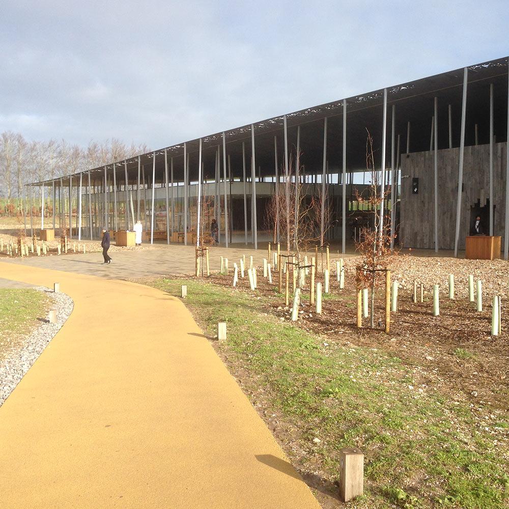 Stonehenge Visitors Centre - Salisbury - Project Value £115,000