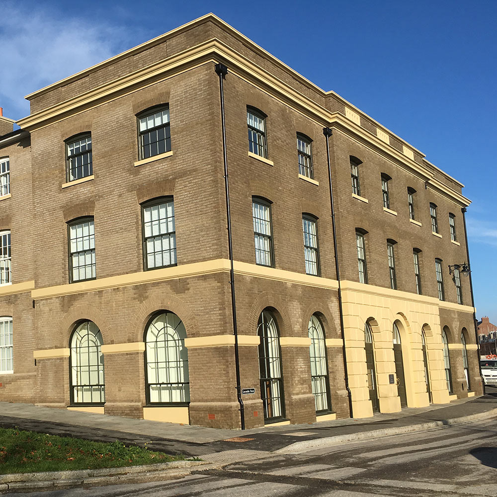 Poundbury, Dorchester. - Project Value £140,000