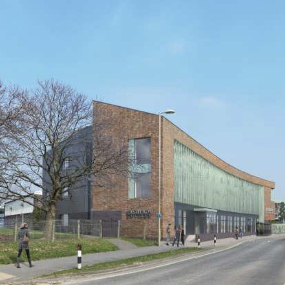 Eastleigh College, Southampton. - Project Value £45,000