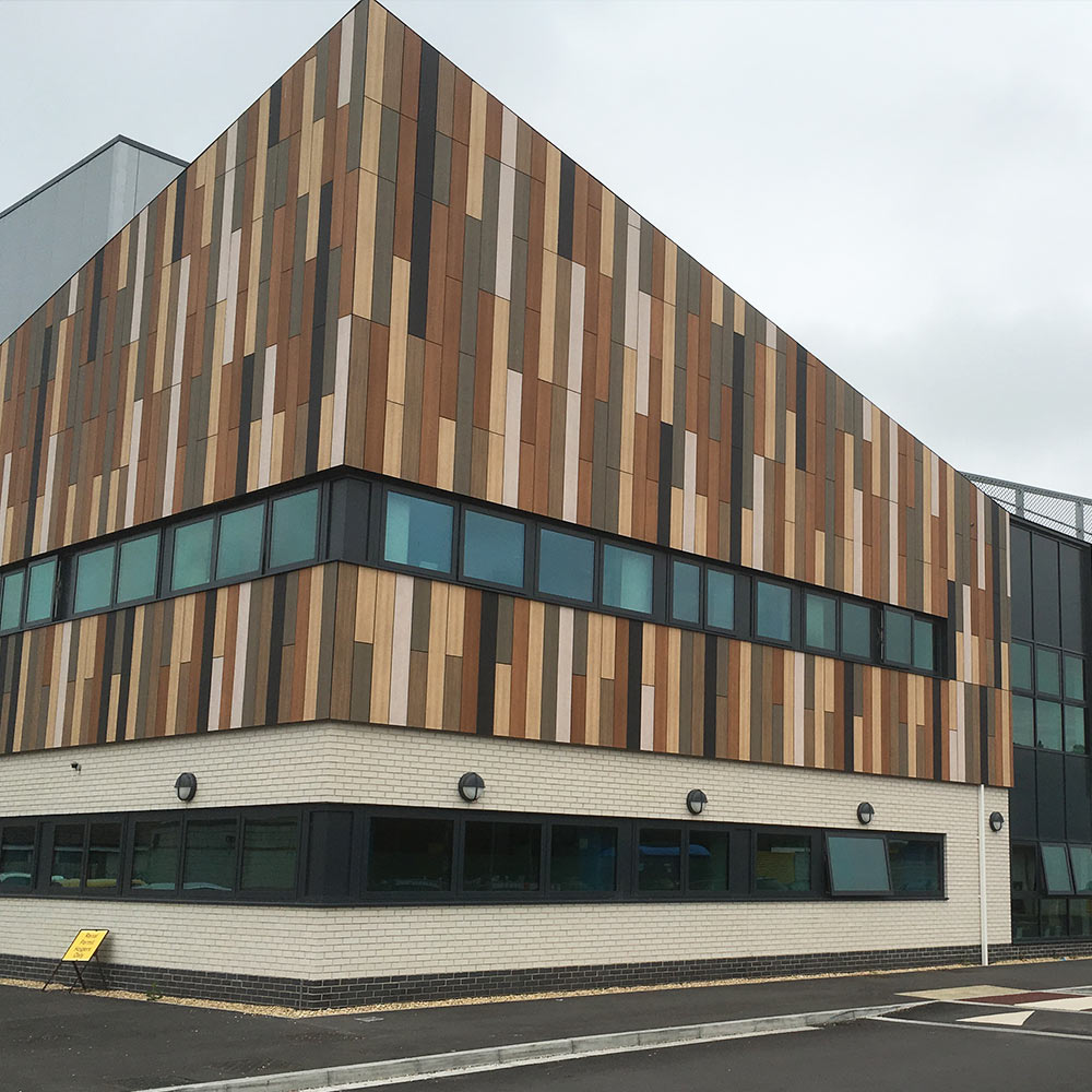 Royal Bournemouth Hospital, Jigsaw Building. - Project Value £47,000