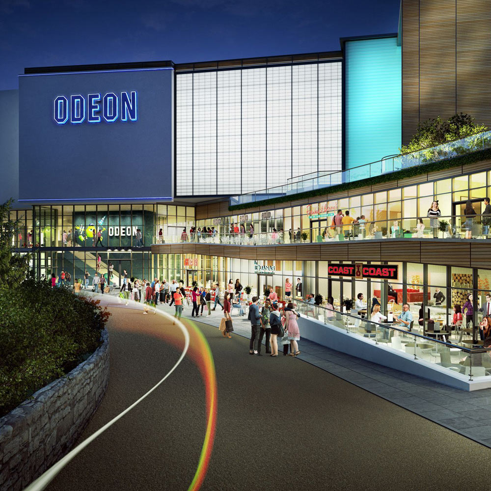 BH2 Leisure, Bournemouth. - Project Value £145,000 - Credit FoundationCGI