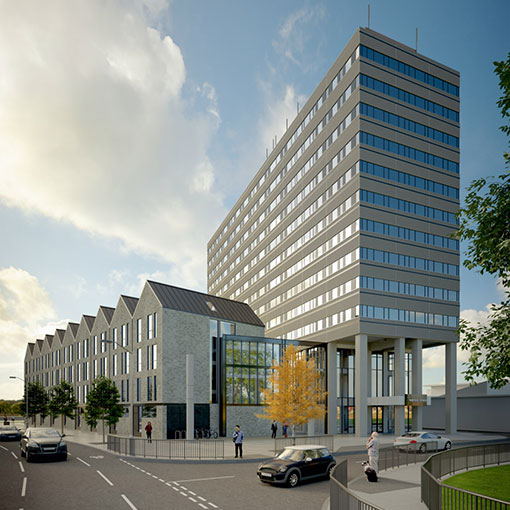 Capital House, Southampton. - Project Value £80,000