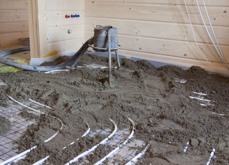 Screed Pump Specialists - We are screed pump experts with over 15 years of experience