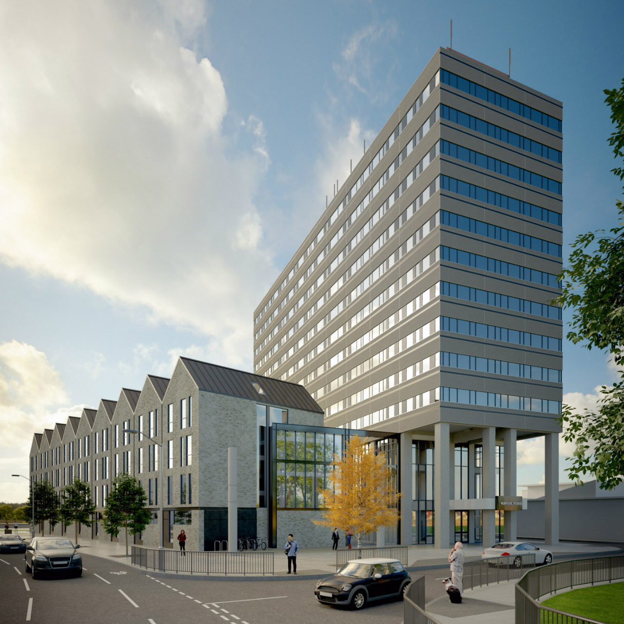 Capital House, Southampton - Project Value - £80,000