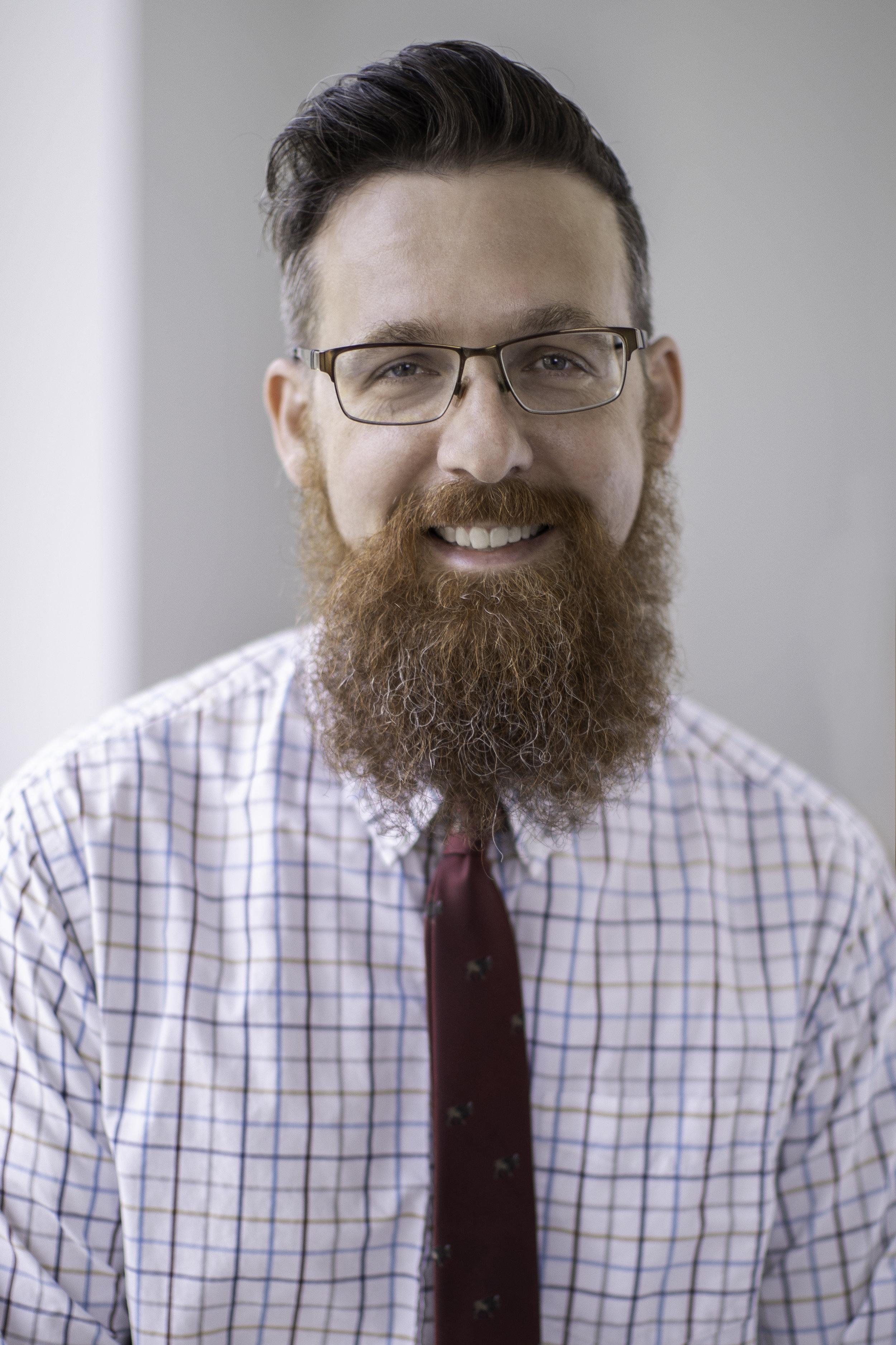 Nicholas Hardesty  Coordinator of Content and Evangelization.  More