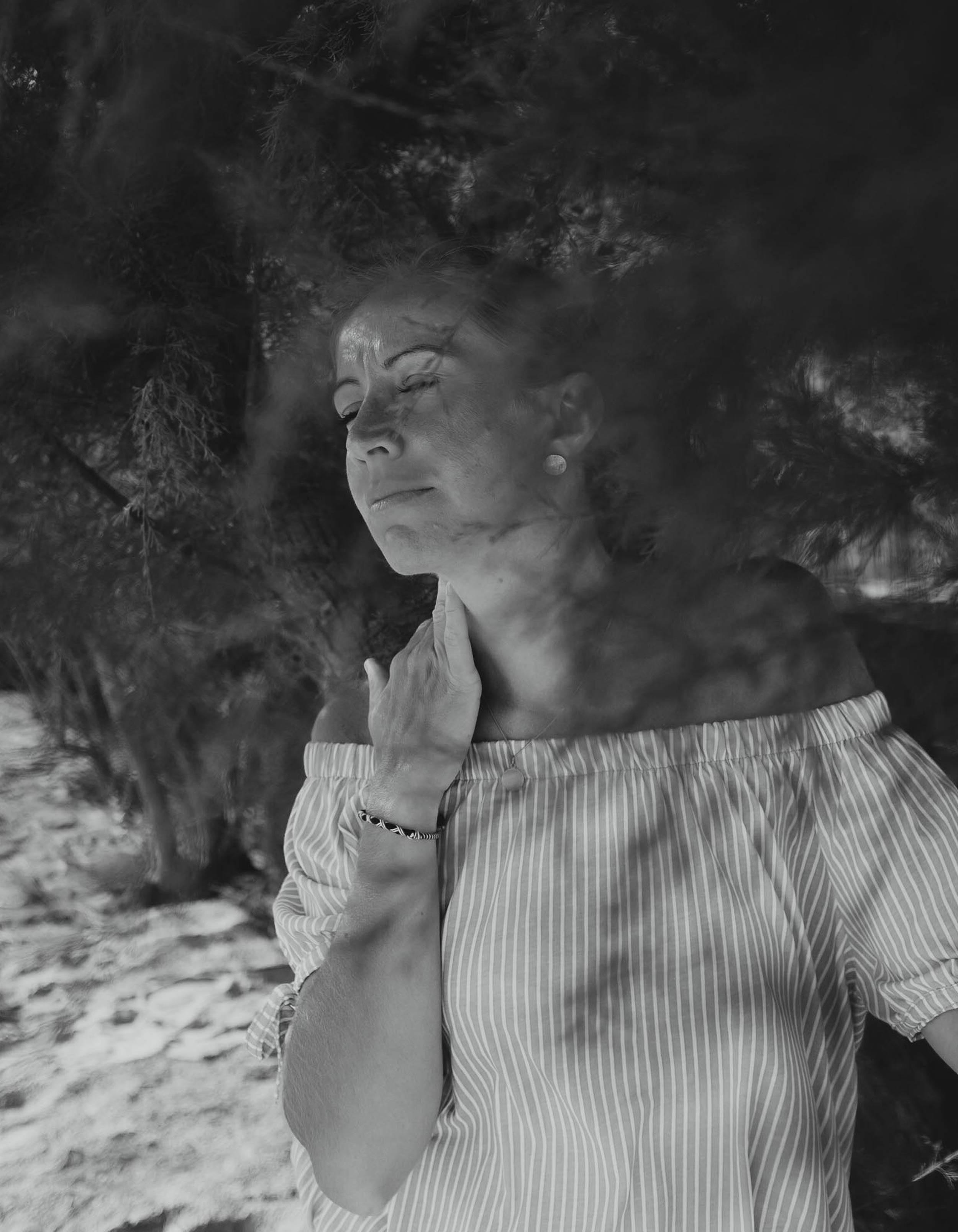 Summer Vibe! Film Black&White