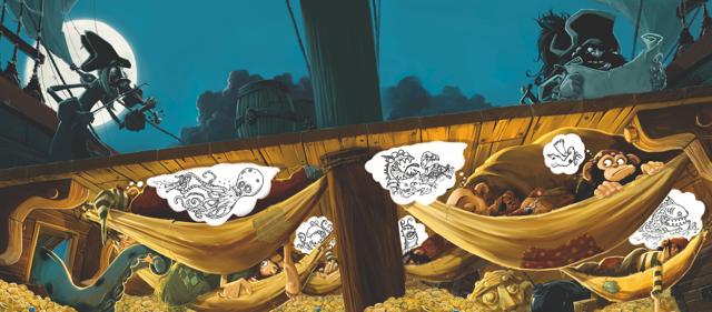 Pirates dream of The Pirate Cruncher.png