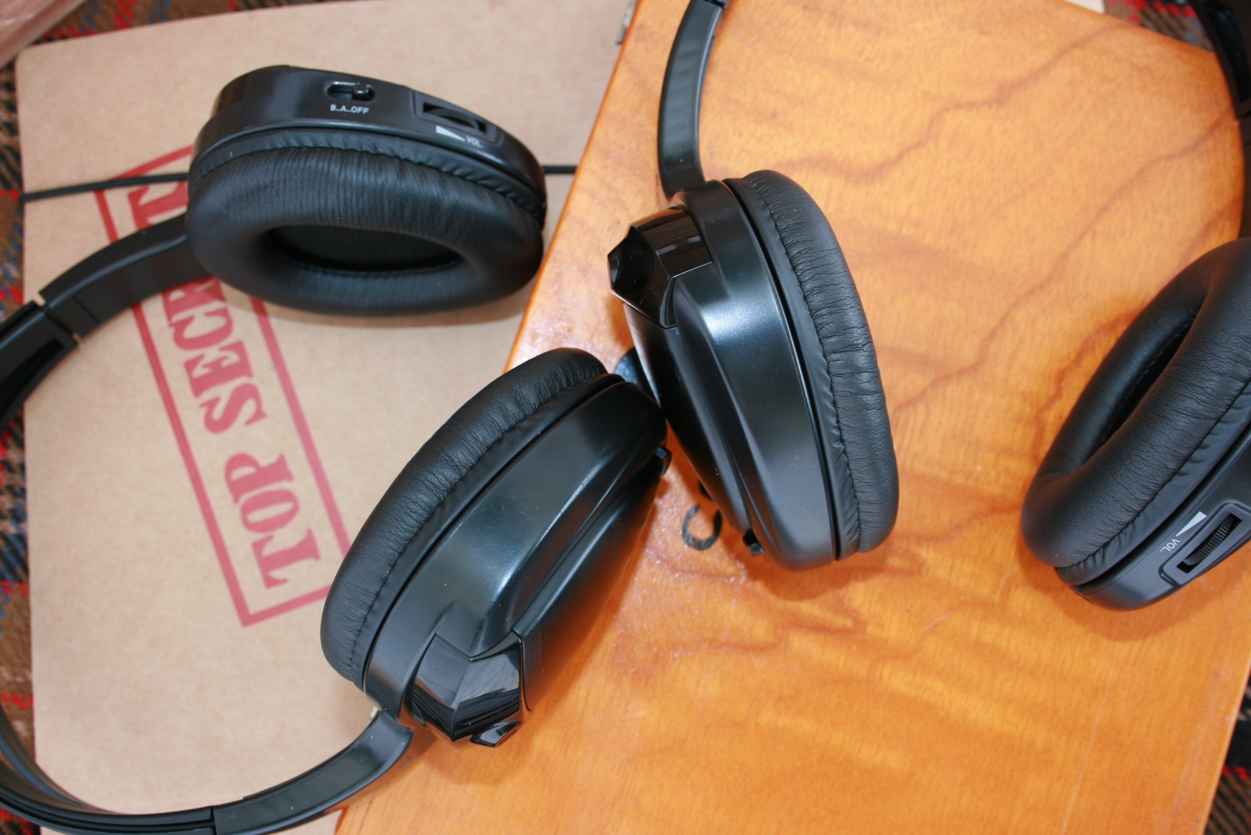 Goat and Monkey Spy School Wireless Headphones.jpg