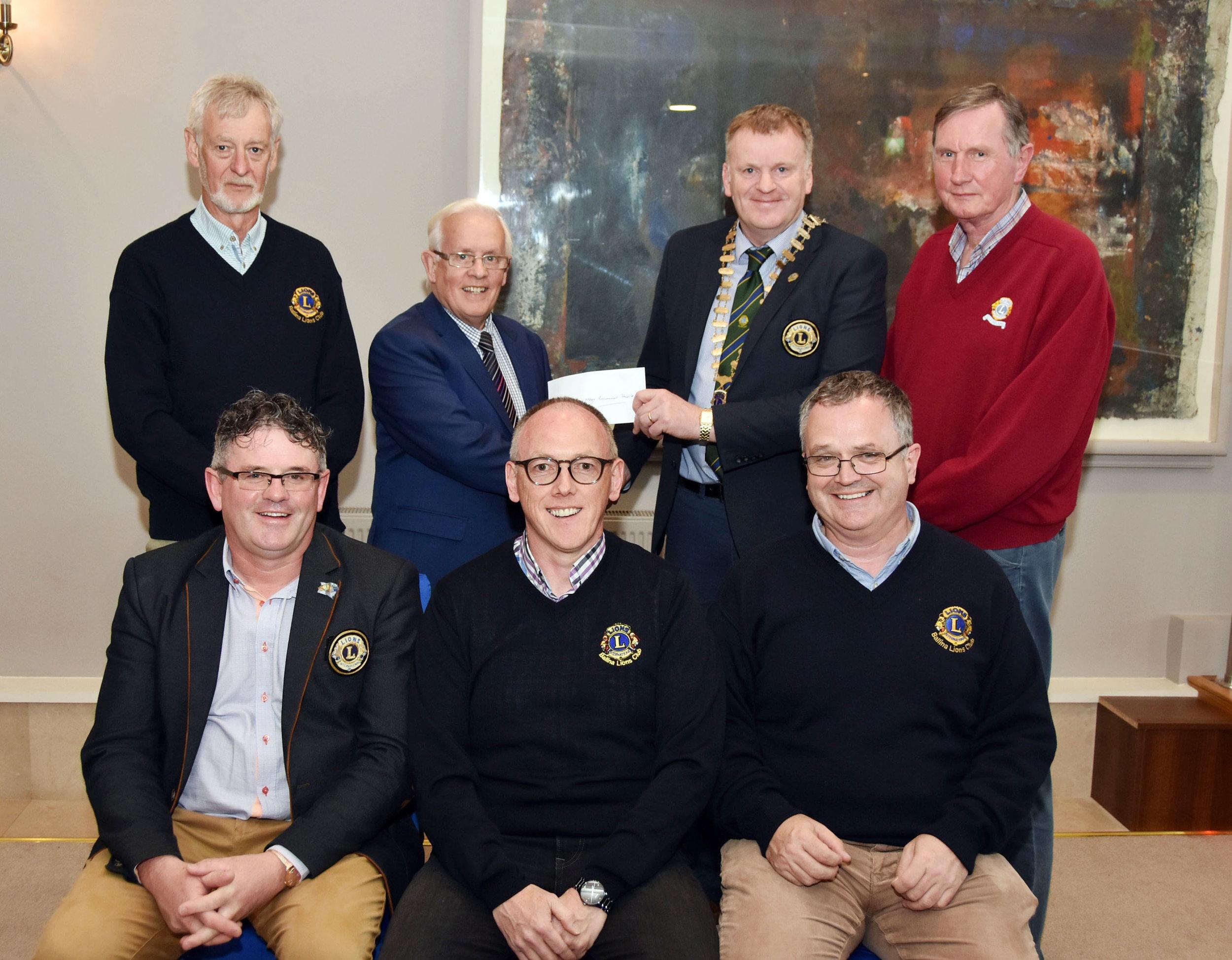Mayo Roscommon Hospice €500