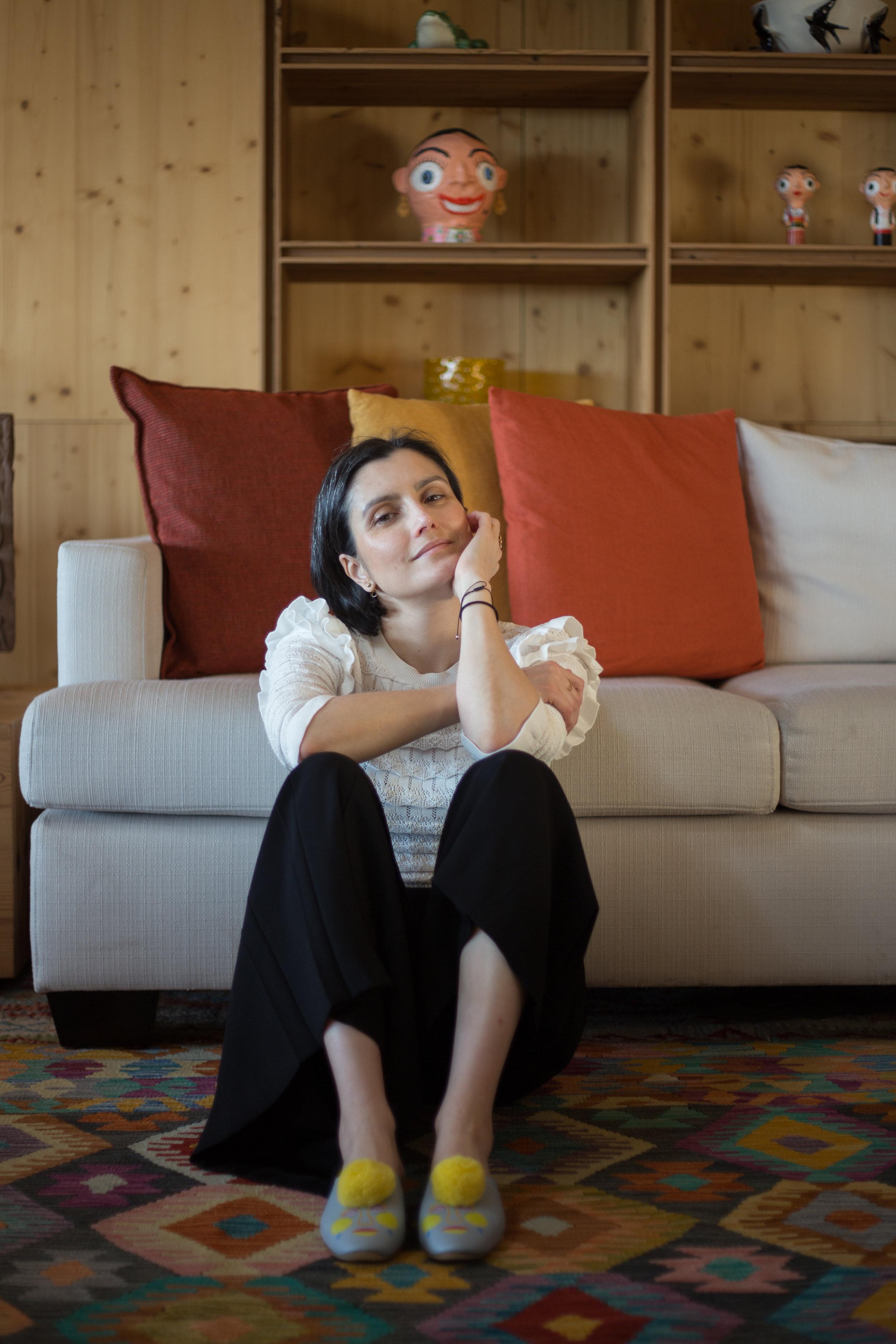 Maria Cunha - CEO of Josefinas