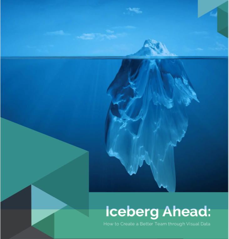 Visual Workforce E-book Iceberg Ahead- How To Create A Better Team through Visual Data
