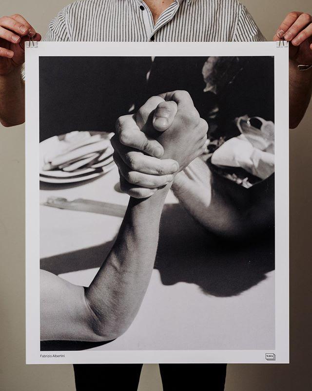 Fabrizio Albertini poster.