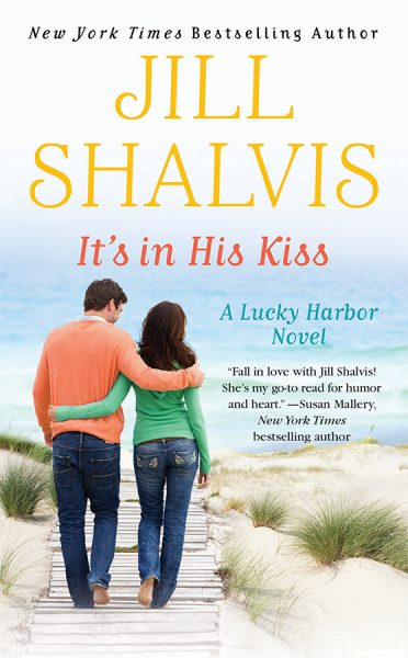 Jill Shalvis It's In His Kiss.jpg