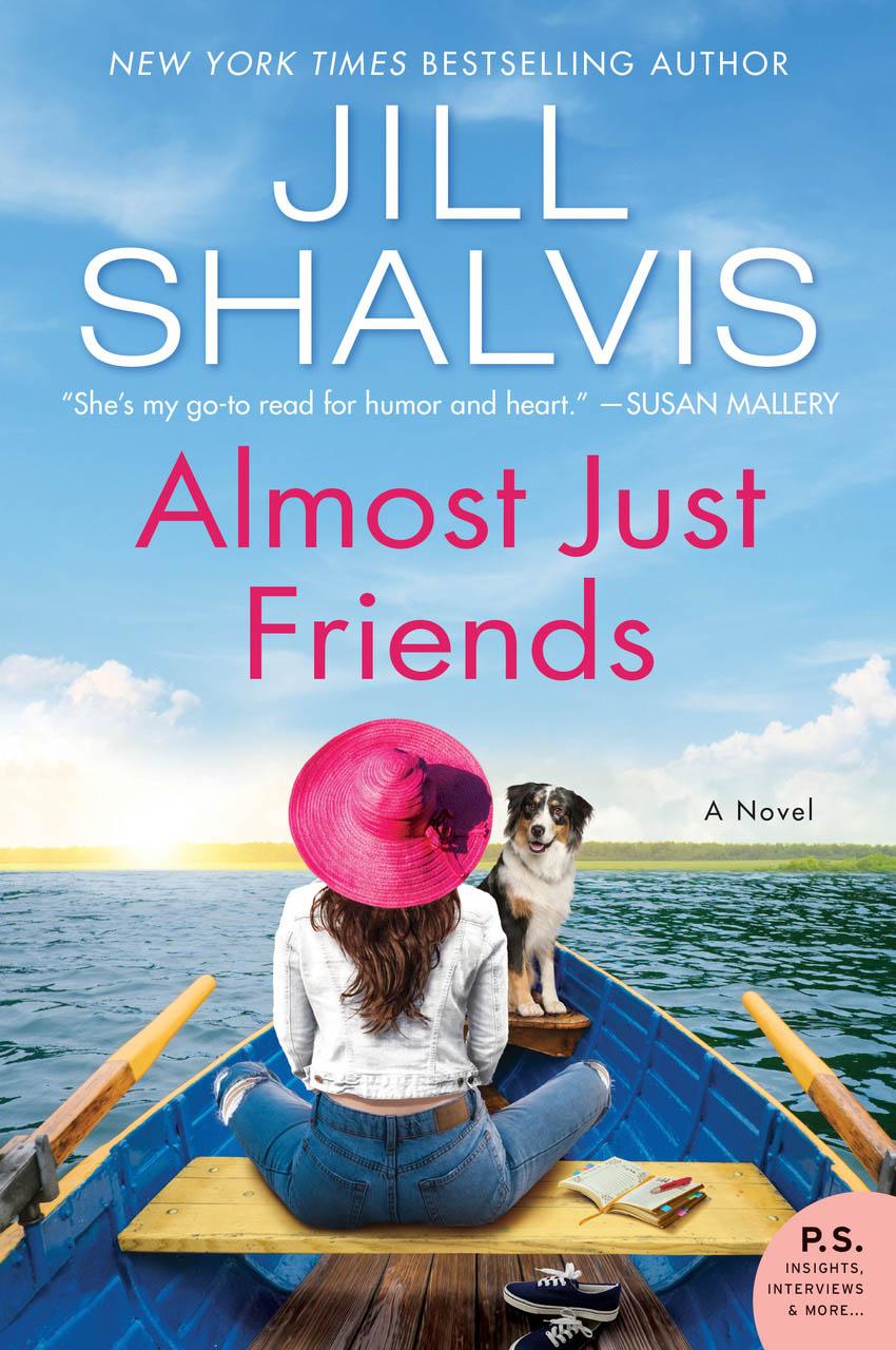 Jill Shalvis Almost Just Friends.jpg