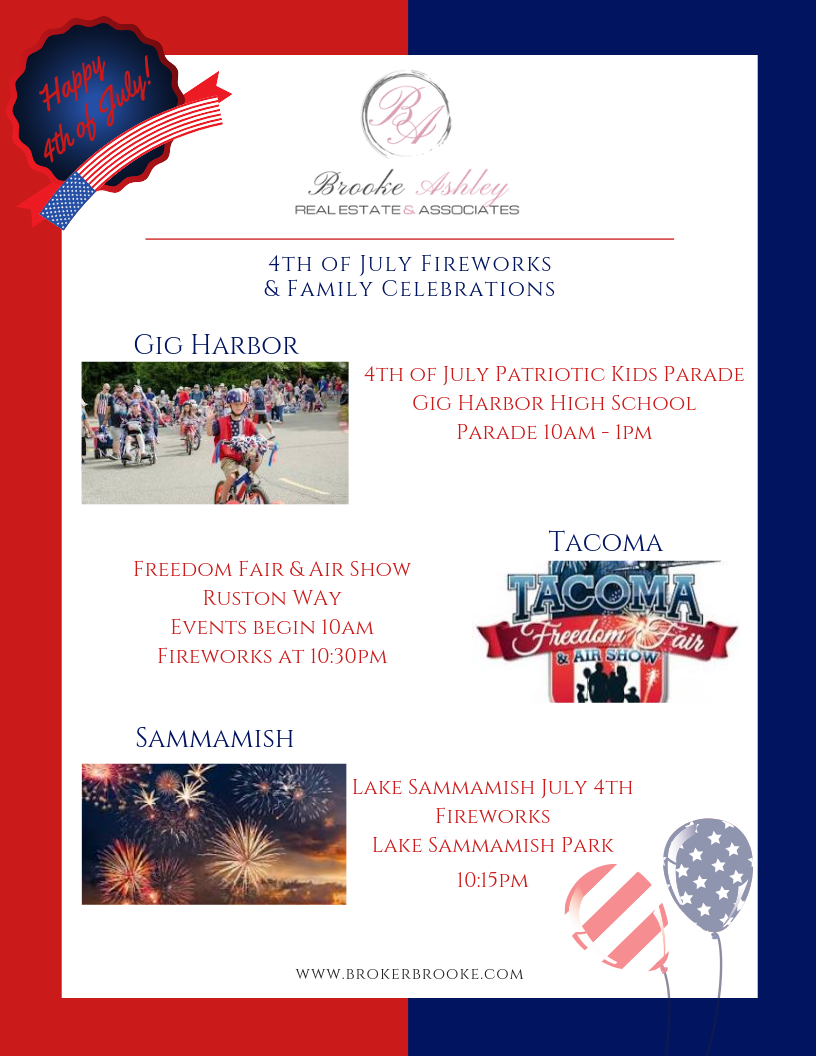 eventbrite.com/e/gig-harbors-2nd-annual-4th-of-july-kids-parade-tickets-61336583372    www.freedomfair.com/    patch.com/washington/sammamish/amp/cal/20190704/590728/lake-sammamish-2019-july-4-fireworks
