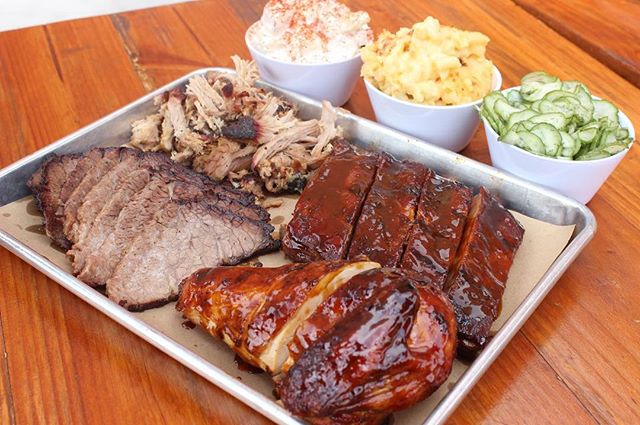 Do your weekend plans include BBQ? They should. 😏