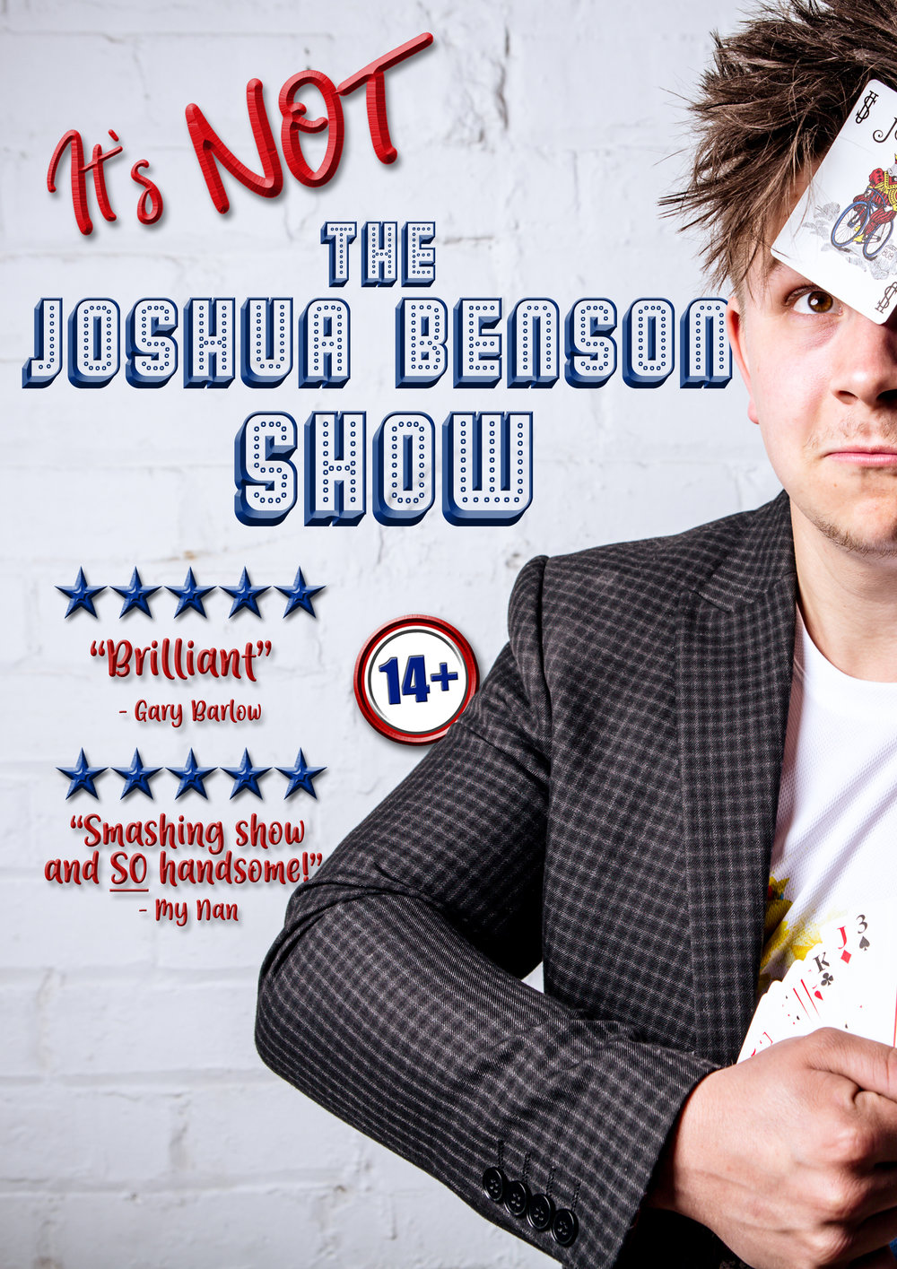 "Great Yorkshire Fringe Presents: ""It's NOT the Joshua Benson Show"""