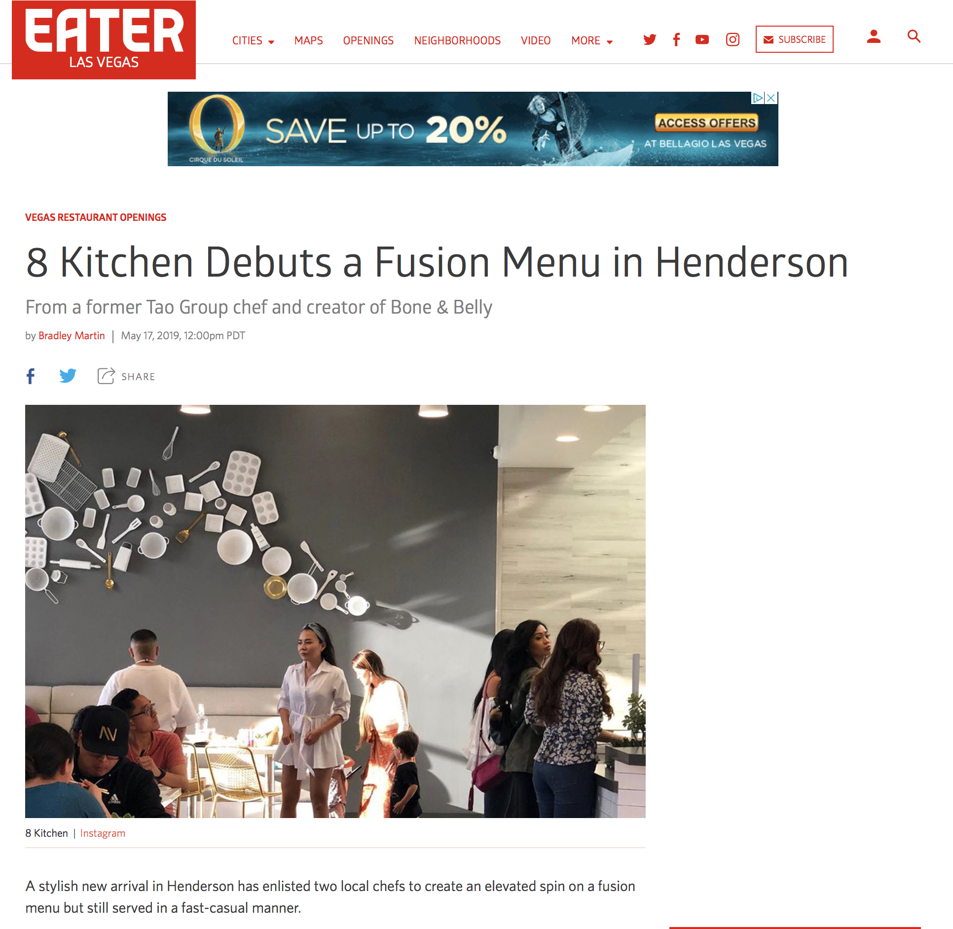 EATER Vegas | MAY '19 -