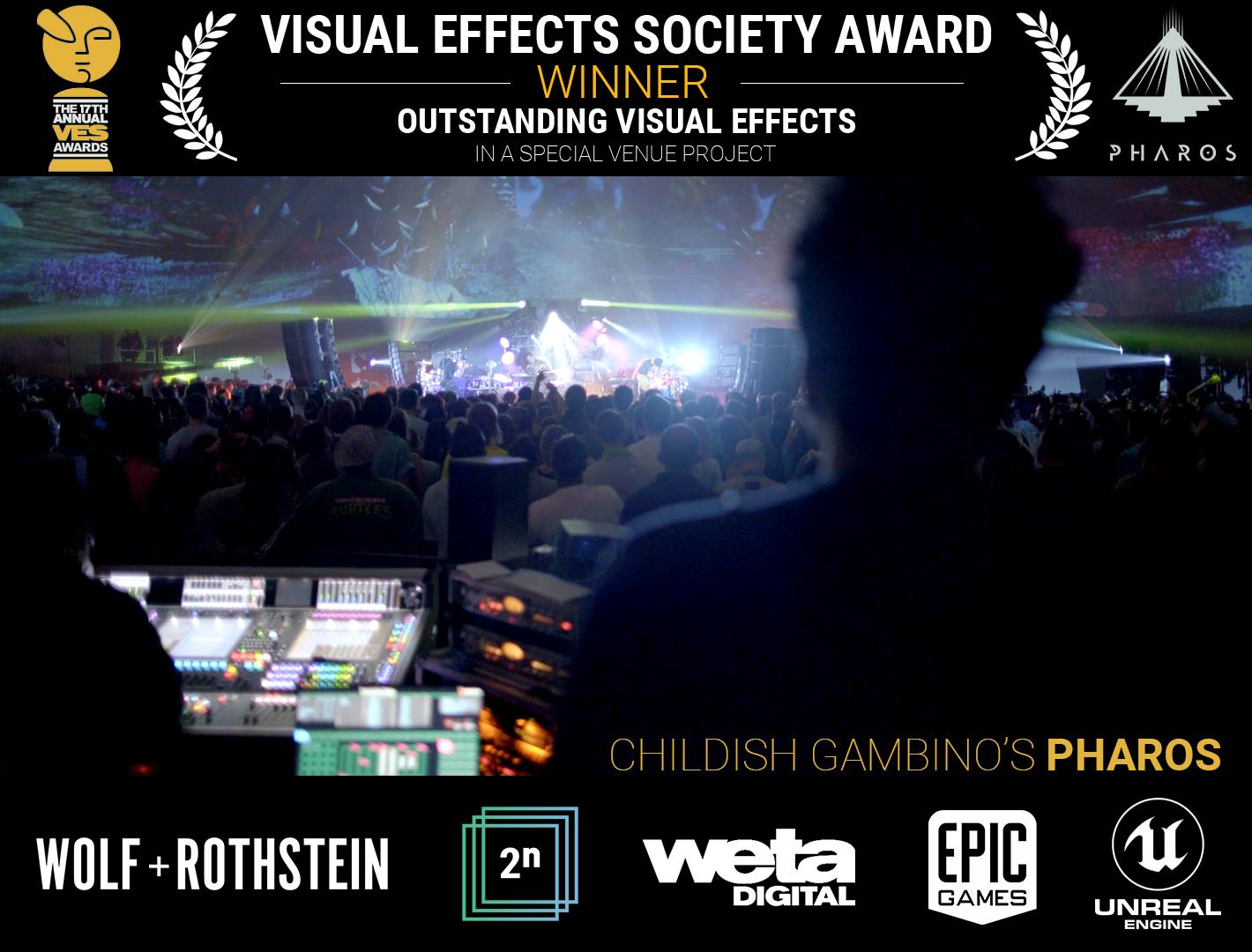 VES Award Winner
