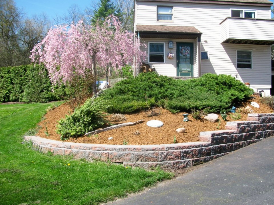 Mulch - Keep your plants protected when you work with us for delivery of your natural, colored and playground mulch. We offer our soil coverings in a variety of colors and quantities.