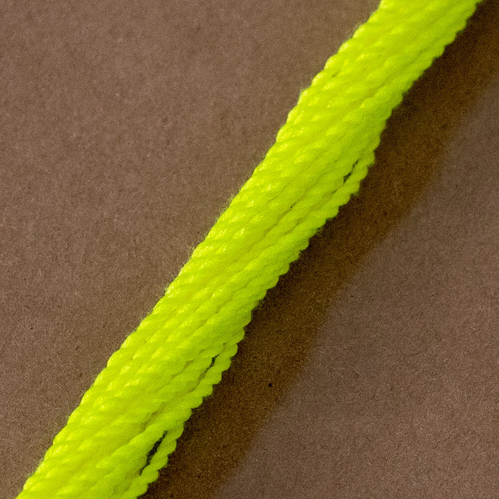 The thickness is actually slightly 'thicker' then DRAGON, but with a very comparable speed and zero 'chug'. On bearing you can feel the glide of the strings fibers move with a nice smooth continuous glide. On fingers it plays slightly more soft to the touch compared to DRAGON and boast quiet the vibrant 'punch' in person. Very solid option for stage use. Cumulus Foam last for months of consecutive use and can be machine washed to extend its lifeline and freshness.