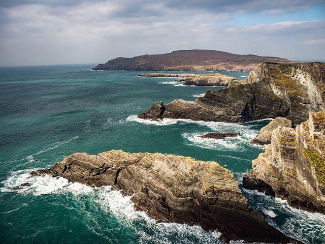 Quick pitstop at the Kerry Cliffs on the western coast of Ireland. .. .. .. .. .. .. .. .. .. .. .. .. #ireland #kerrycliffs #ringofkerry #picoftheday #wildatlanticway #photooftheday #natgeoyourshot #natgeoyourshot #nationalgeographic #natgeocreative #getlostnow #travelstoke #ourplanetdaily #theglobewanderer #lifeofadventure #lonelyplanet #lonelyplanettraveller #passionpassport #huffpostgram #natgeotravelphoto #worldcaptures #yourshotphotographer #beautifuldestinations #global_hotshotz #world_shotz #artofvisuals #moodygrams #fatalframes #traveldeeper #liveintrepid  ⠀