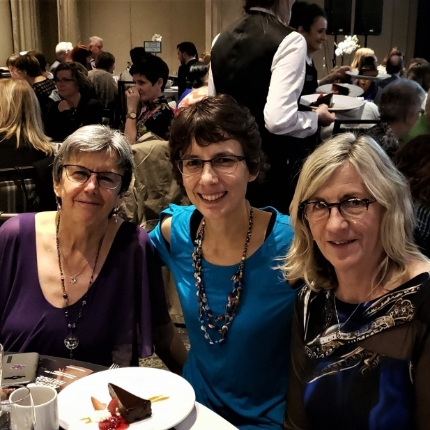 Successful Canadian Women's Dinner -