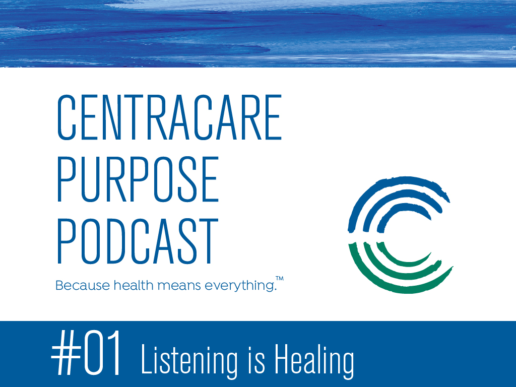 Listen to a Purpose Podcast to hear how real stories became reminders of daily purpose.