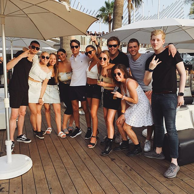 A few weeks ago we went to Ibiza for @vincevanmeer's birthday weekend, had so much fun 🎉