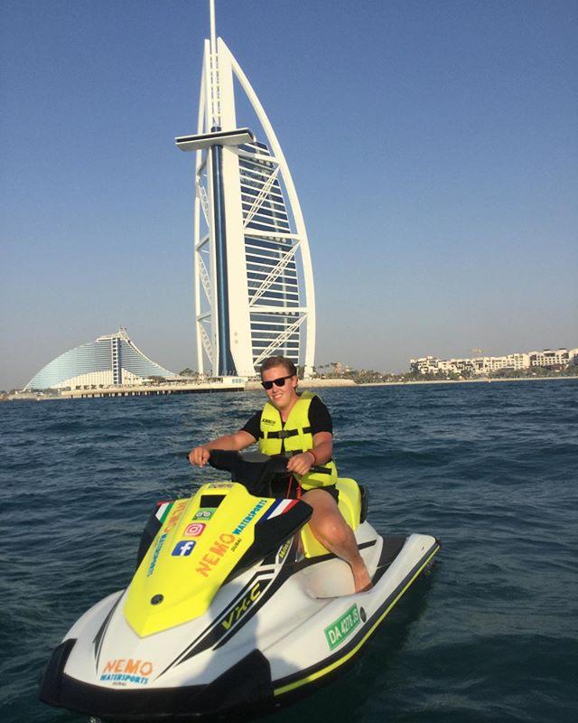 Issa Dubai thing