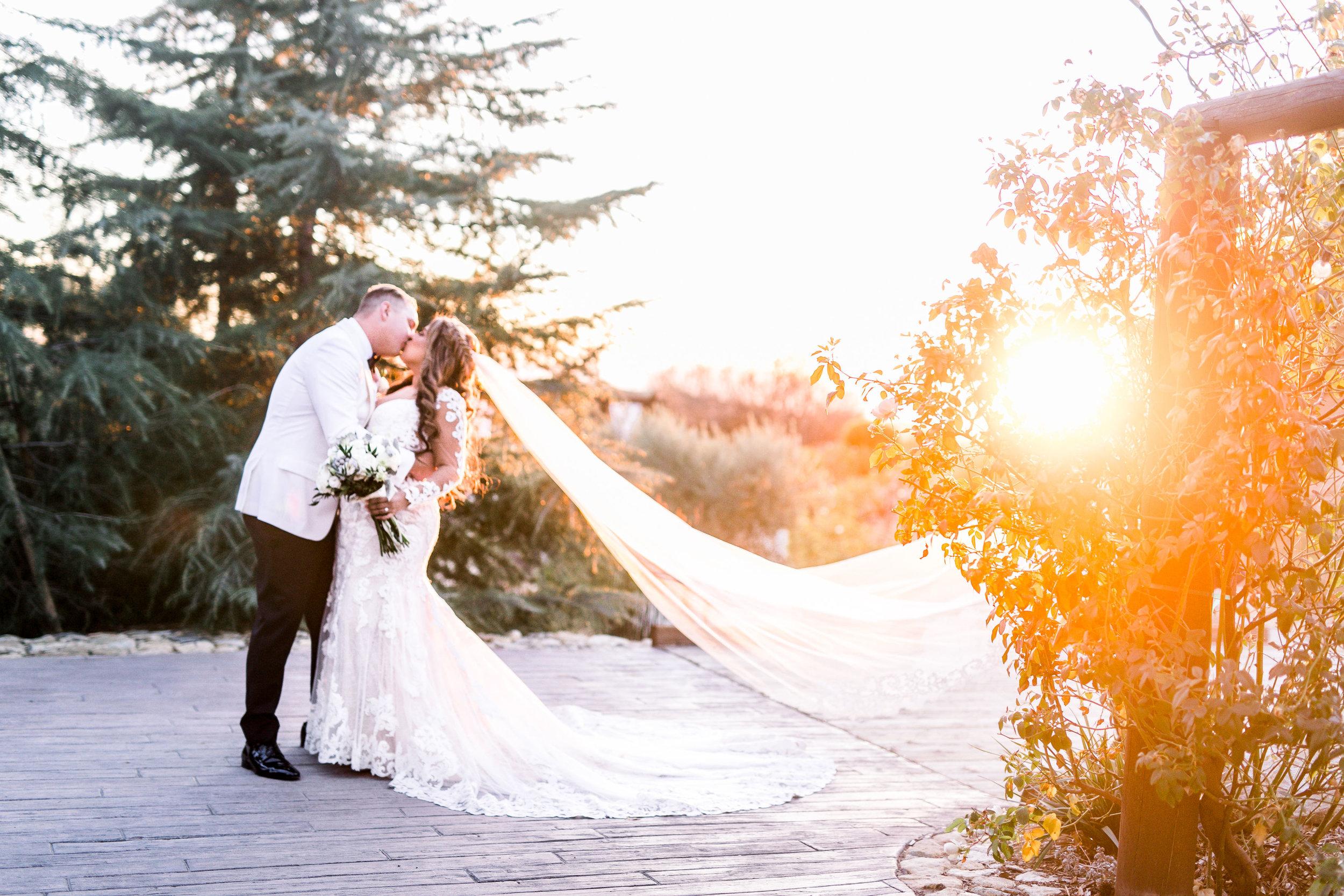 Oak Glen Wedding