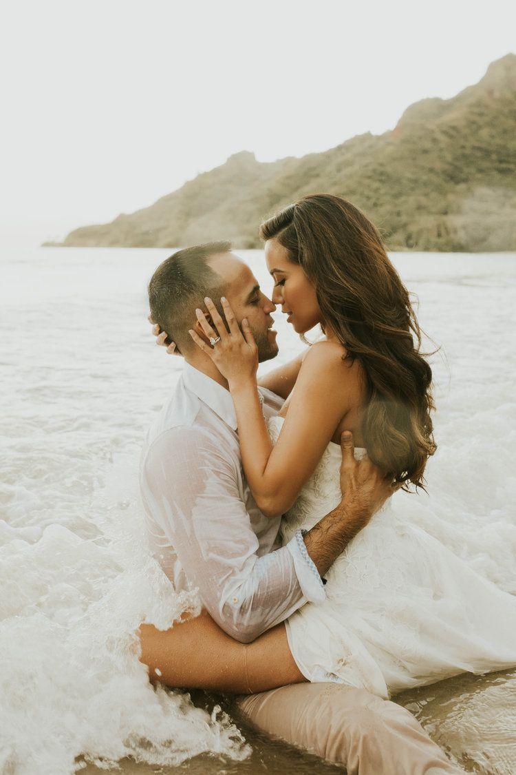 Oahu, Hawaii Wedding — Trash the dress - Jessi Malay - Asha Bailey Photography.jpg