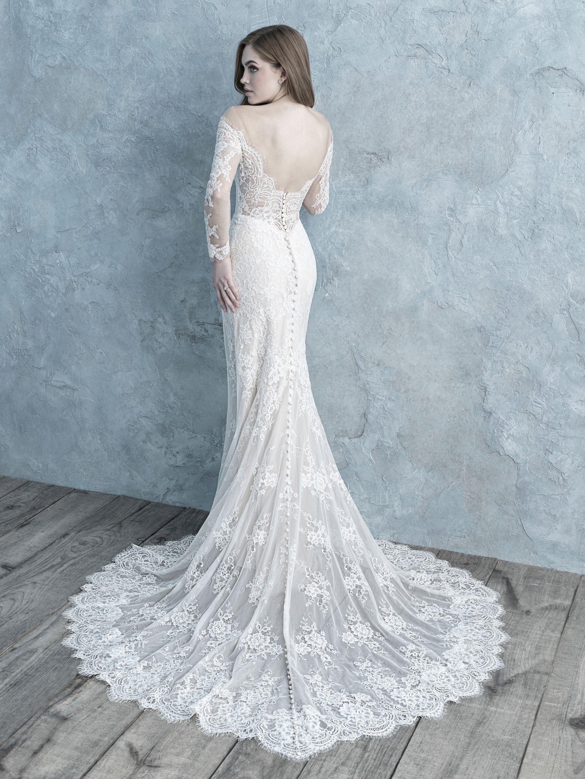 Long Sleeve Wedding Dresses Arlet Bridal Couture