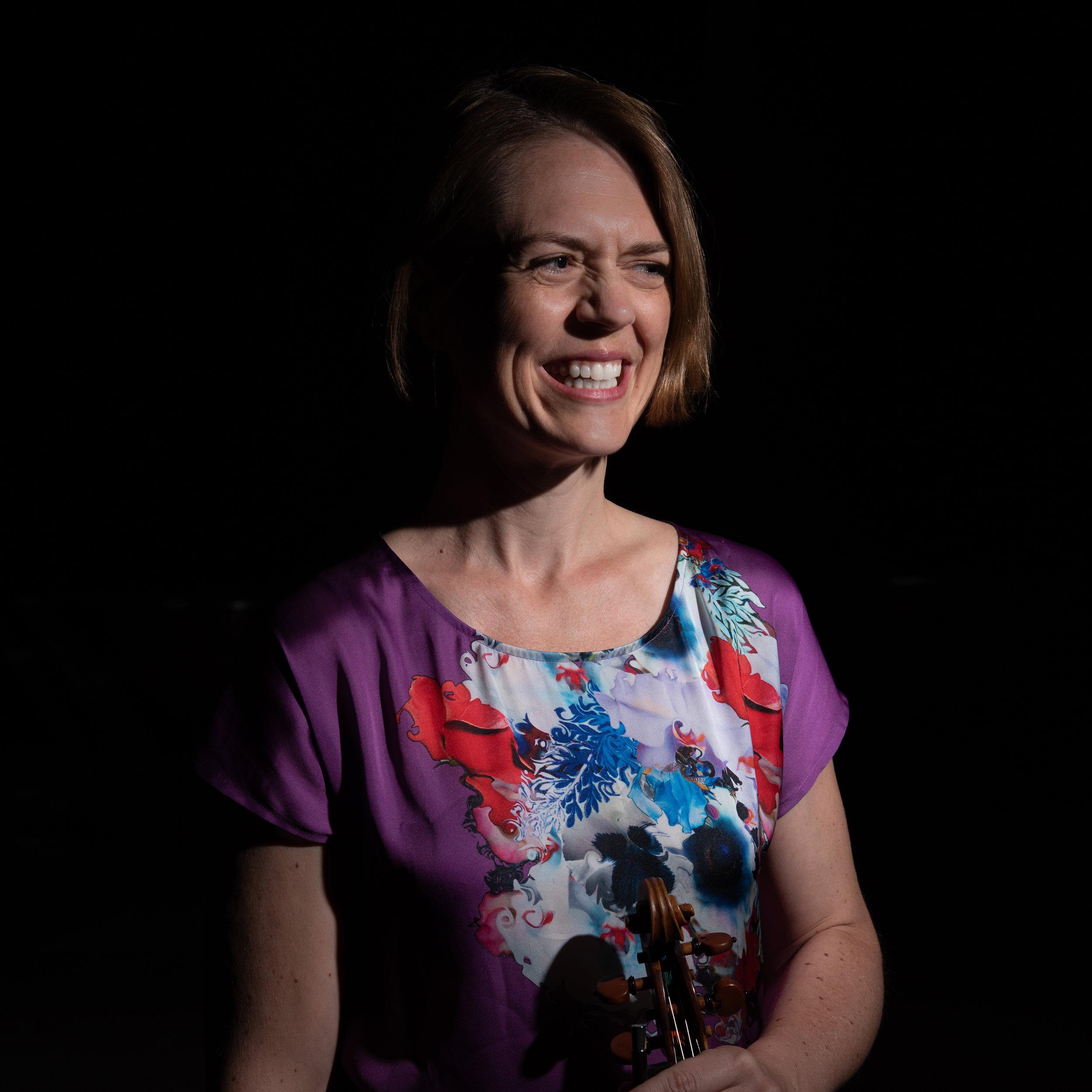 Marjorie Bagley, violin