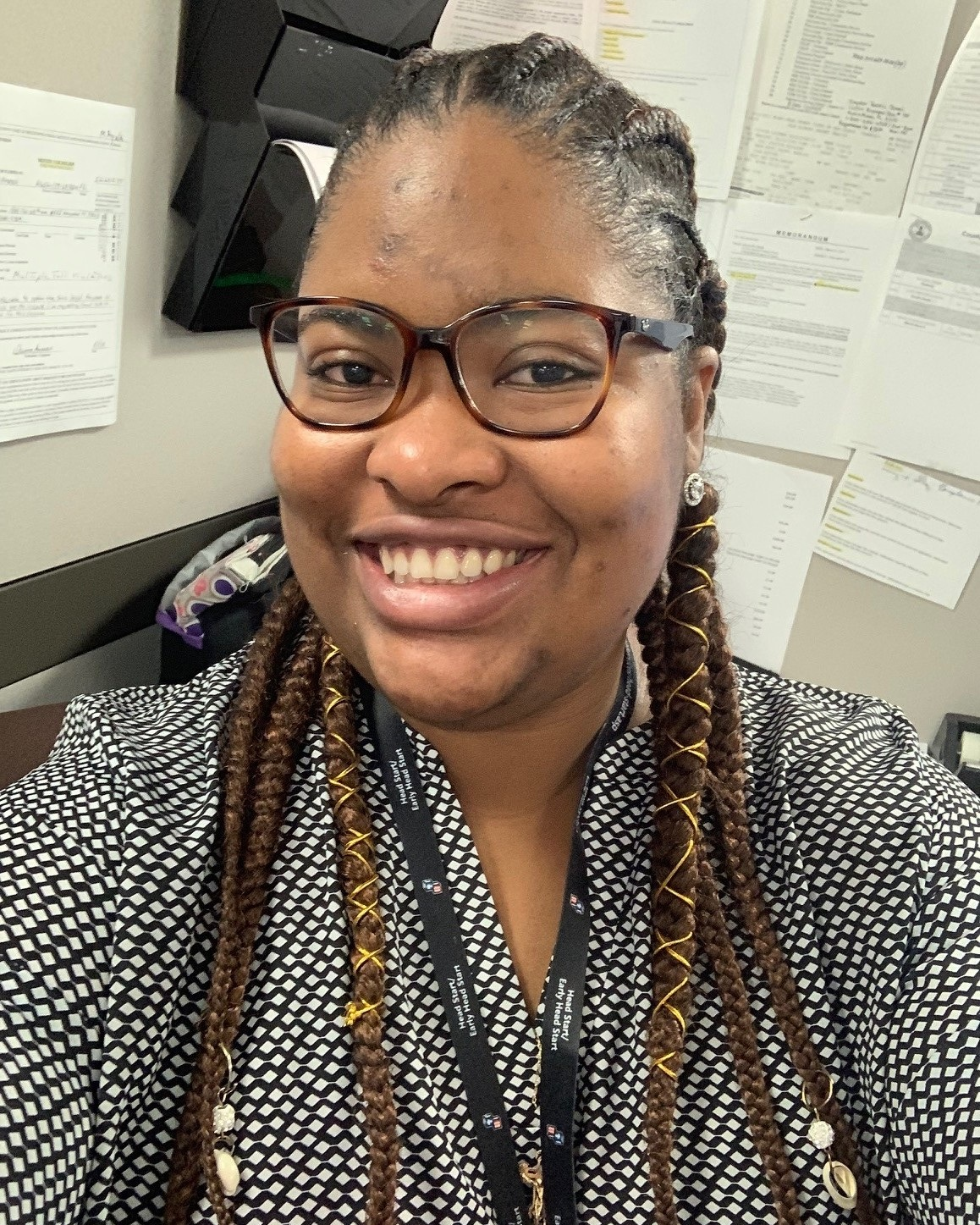 """Brittany, Employee - """"I am thankful to WorkSquare for helping me line up this amazing job opportunity. The best part of my new job is the endless learning opportunities and growth within the Miami-Dade County Clerk of Courts. They present you with all the tools to succeed. I'm really grateful to be apart of the team!"""""""