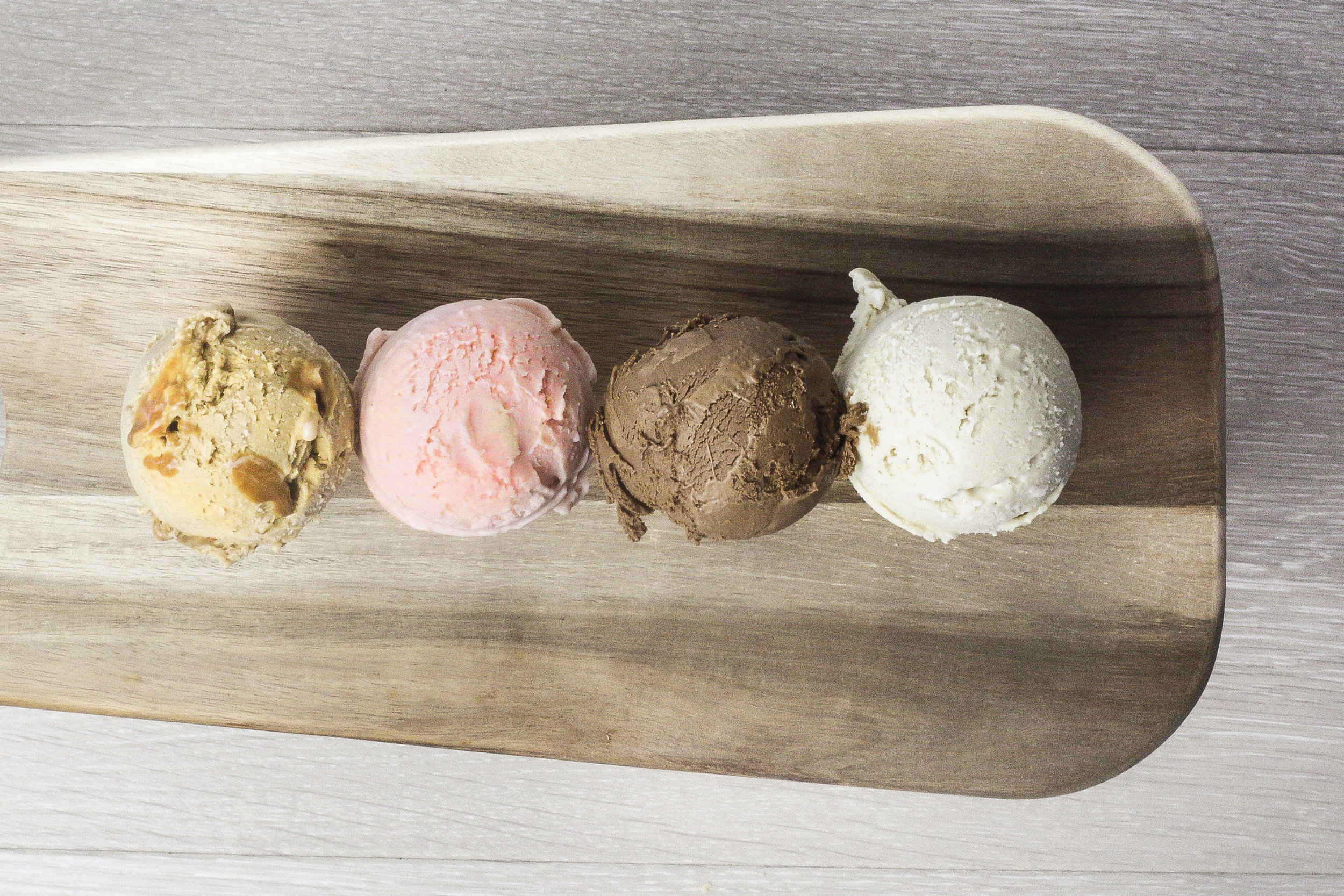 CONTACT US - If you have a question, are interested in stocking our yummy ice cream or have any feedback for us, we would love to hear from you!