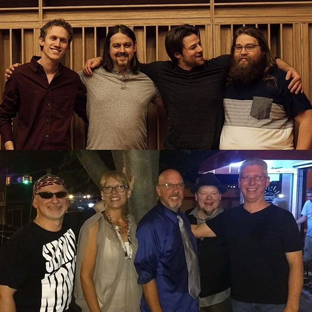 The Band Avon Dale hits the stage tonight followed by Bald Kernal tomorrow night. It's a great weekend for music!
