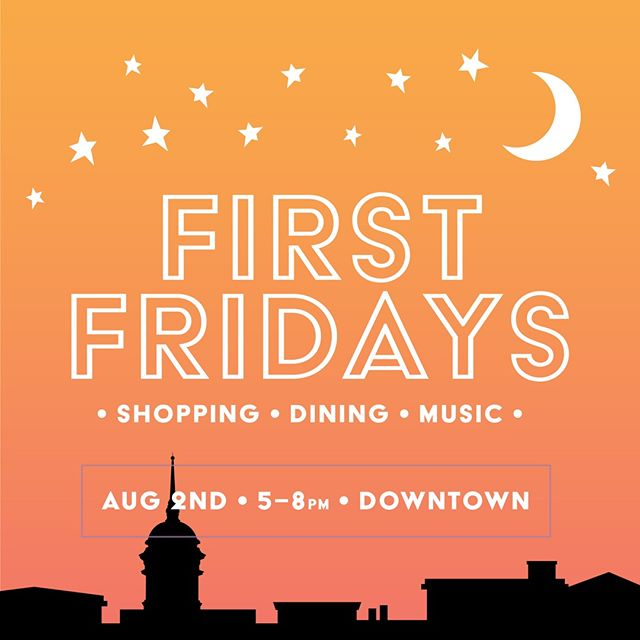 Join us this First Fridays with Robert Edwards hittin the stage. It's always a big night for us, so get here early!