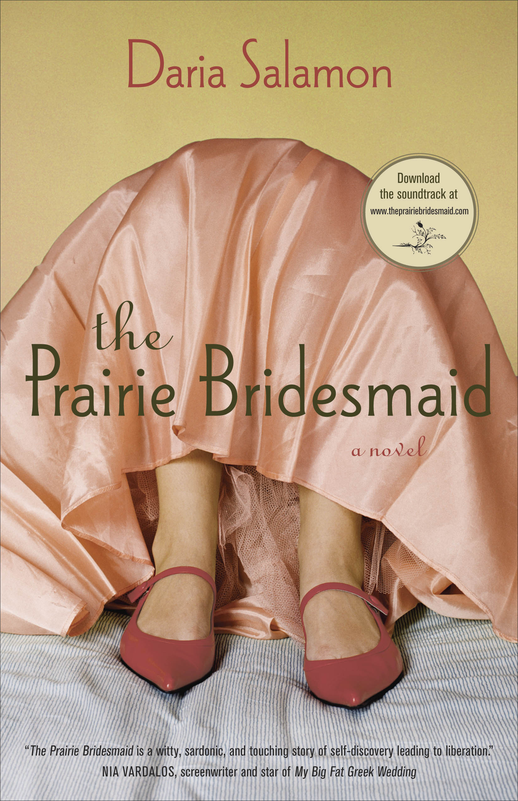 The Prairie Bridesmaid | novel by Daria Salamon | Winnipeg Freelance Writer