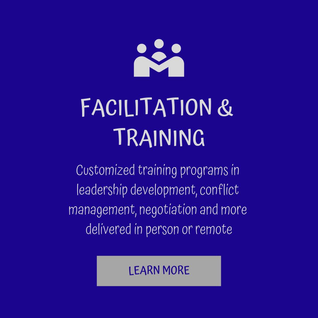 Facilitation & Training