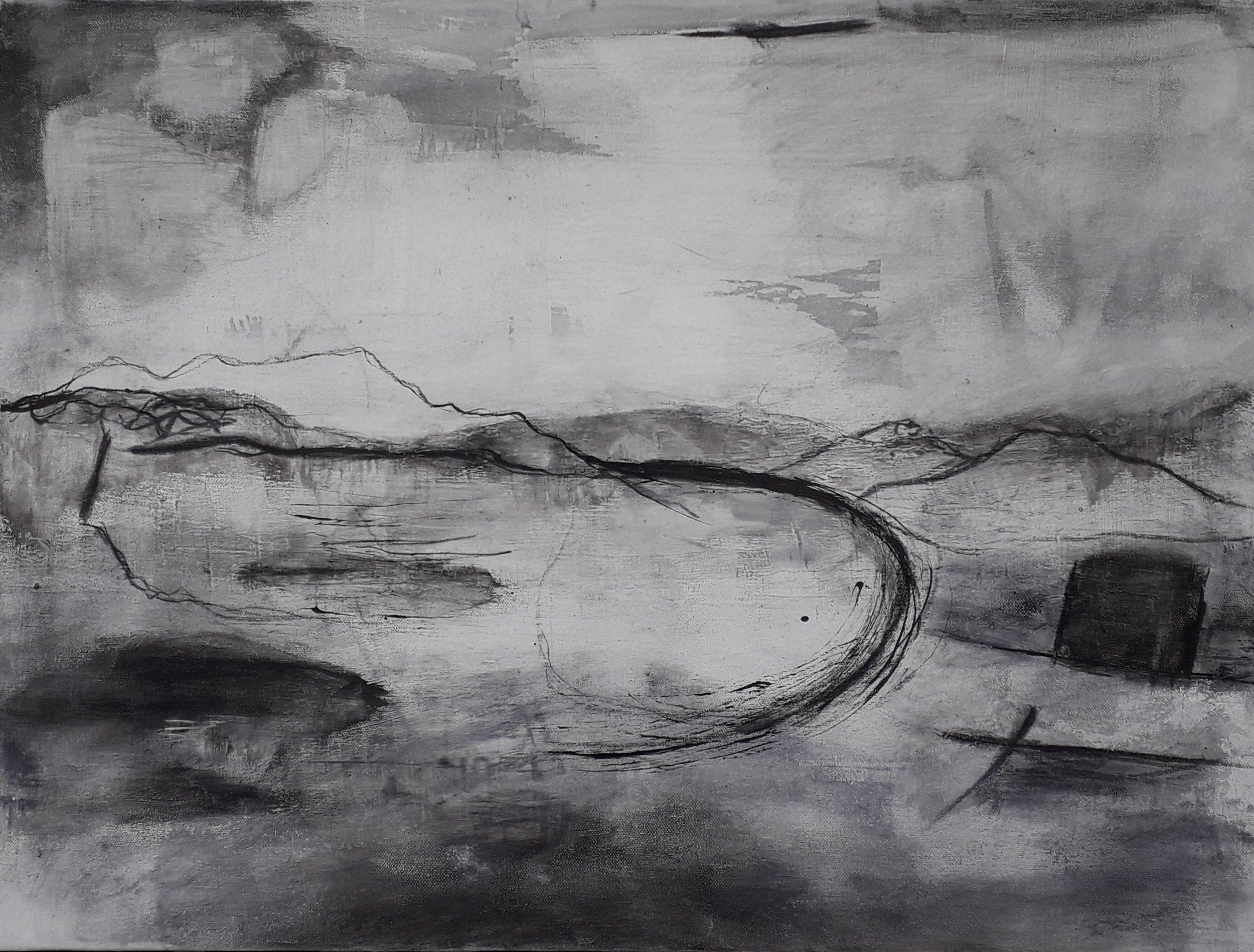 Stephanie Croydon 'Towards Zennor'