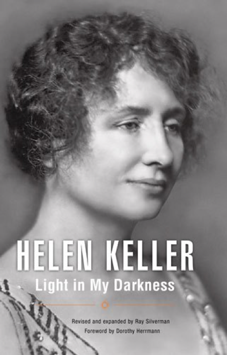 Light in My Darkness - By Helen KellerEdited by Ray SilvermanForeword by Dorothy HerrmannHelen Keller, a deaf and blind woman whose story was an inspiration to millions, reveals her mystical side in this best-selling spiritual autobiography.