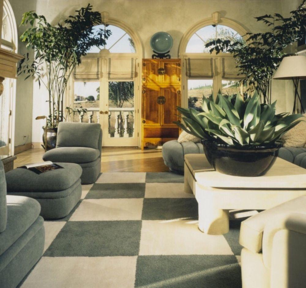 Multipurpose room in Palos Verdes. Bill McWhorter, ASID of McWHORTER DESIGN Inside/Outside LLC. Photographer, Grey Crawford