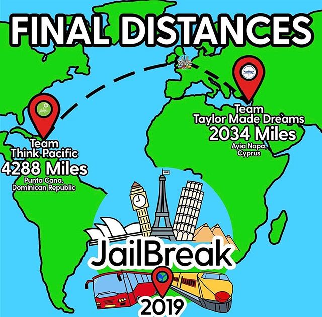 How far could YOU get with 48 hours and NO money? 🌎  We challenge you, the public, to participate in the very first Community Jailbreak this September, where you can Race & Raise for you own chosen charity.  Head over to our website to APPLY NOW!! (link in bio)  #JailBreak #charity #challenge