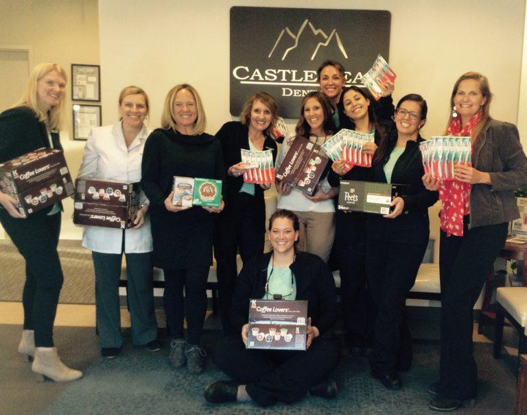 Castle Peak Dental Supports Jacks Place
