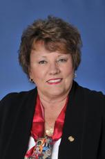 Julie Dobski, Campaign Co-Chair