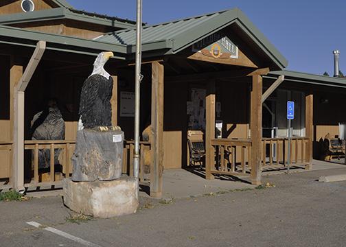The Village Hall, Capitan, NM