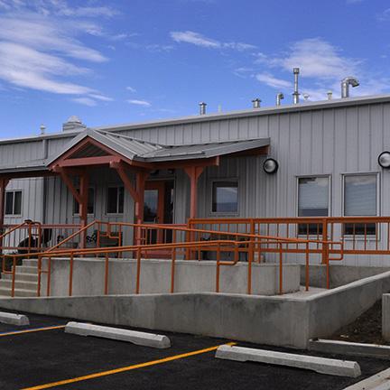Capitan Senior Center