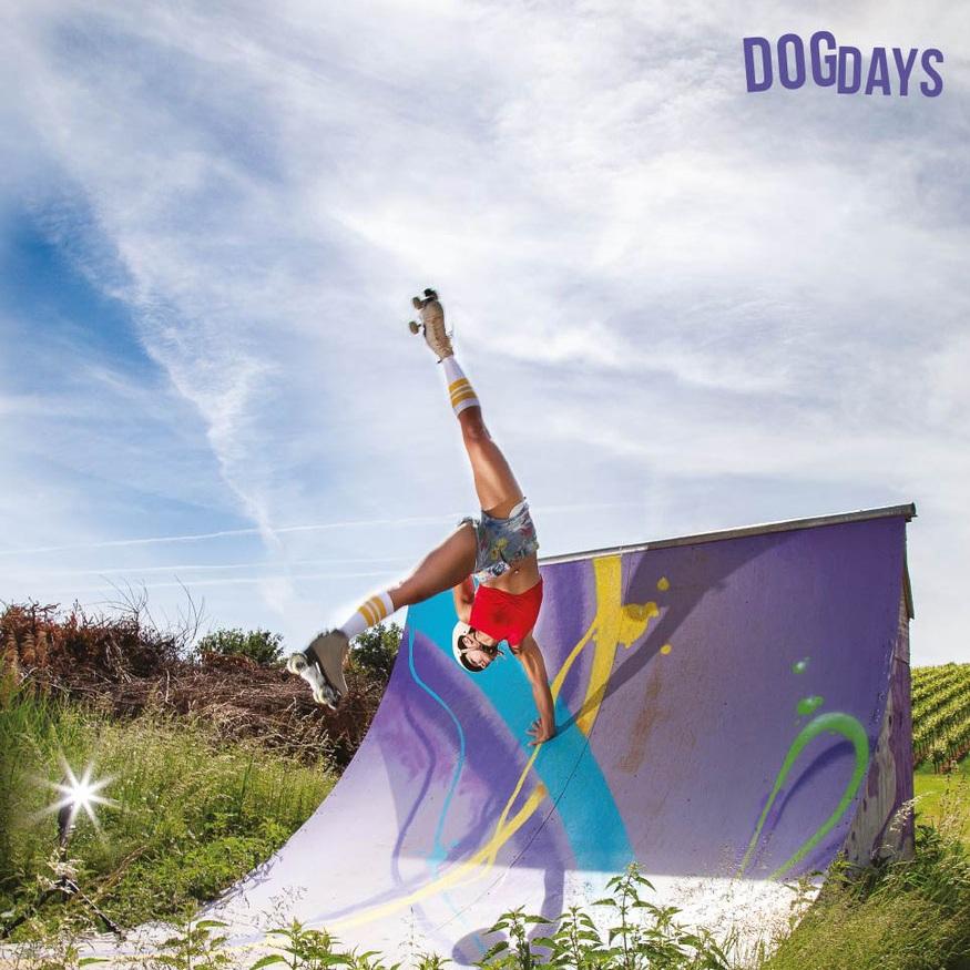 Dogdays  Rollerskating Magazine